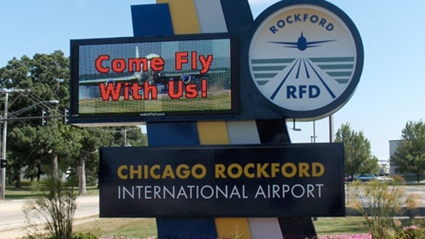 Chicago Rockford International Airport is focusing on the leisure traveler.