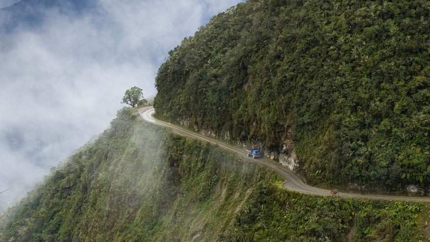 North Yungas Road - Bolivia