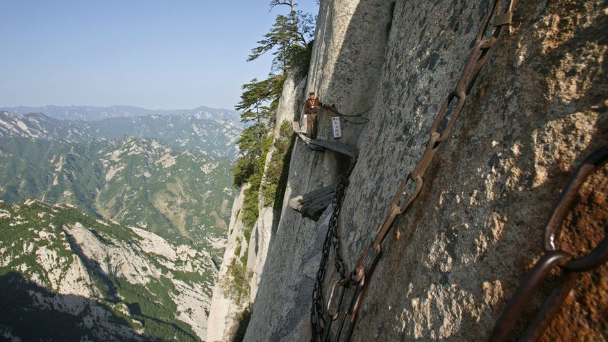Mt. Hua - Huayin, China