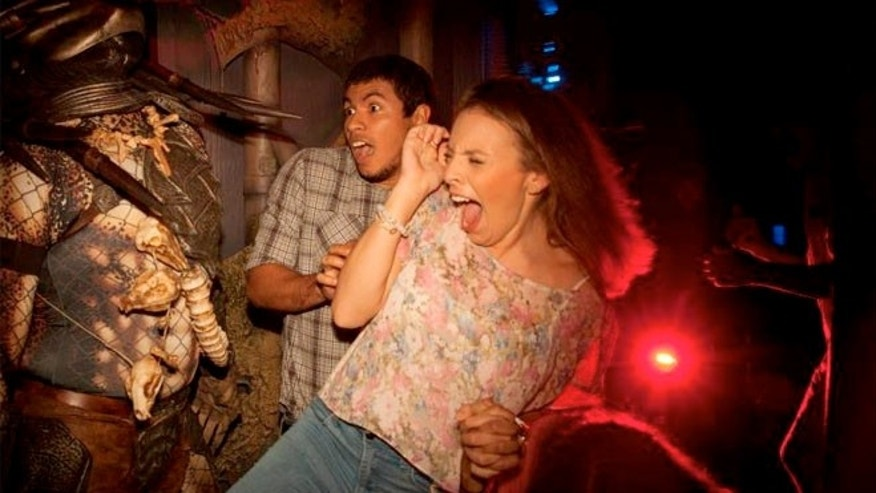 Universal Orlando Resort's Halloween Horror Nights 24.