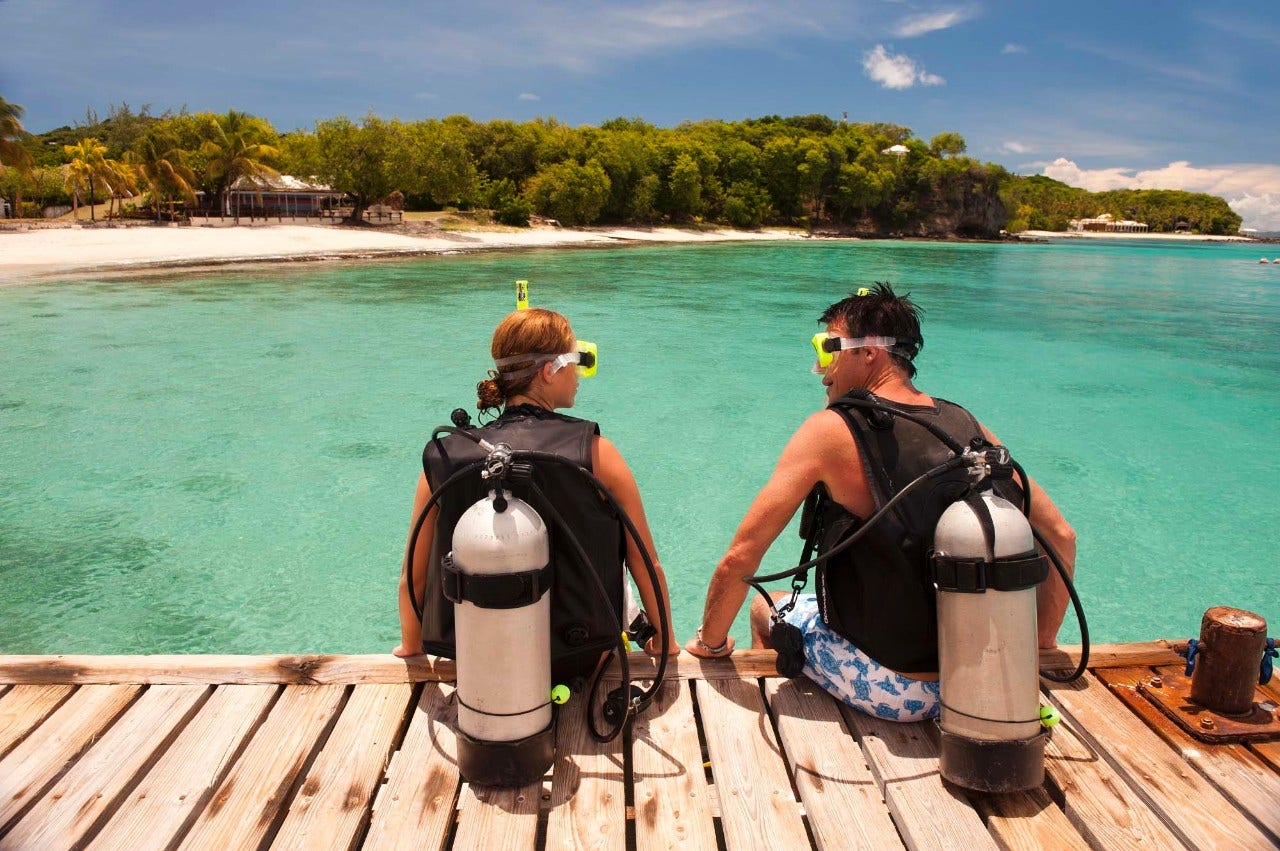Image result for Why Not Combine Learning to Scuba Dive With Your Family Vacation?