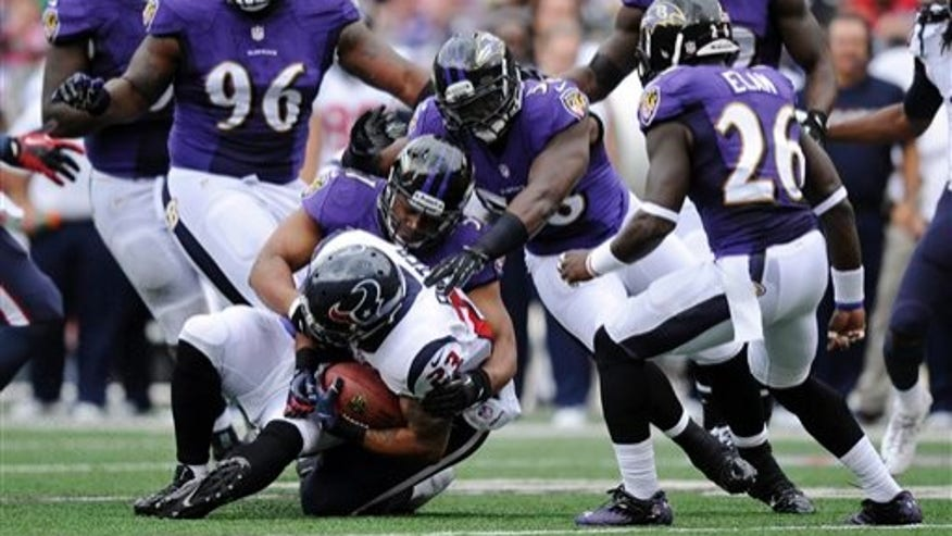Baltimore Ravens: Parking Lots for Everyone