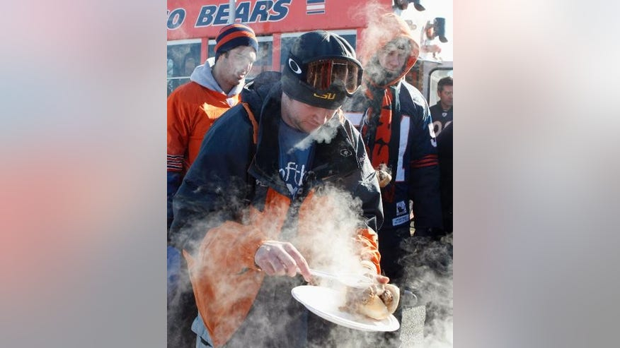 Chicago Bears: A Feast for the Grill