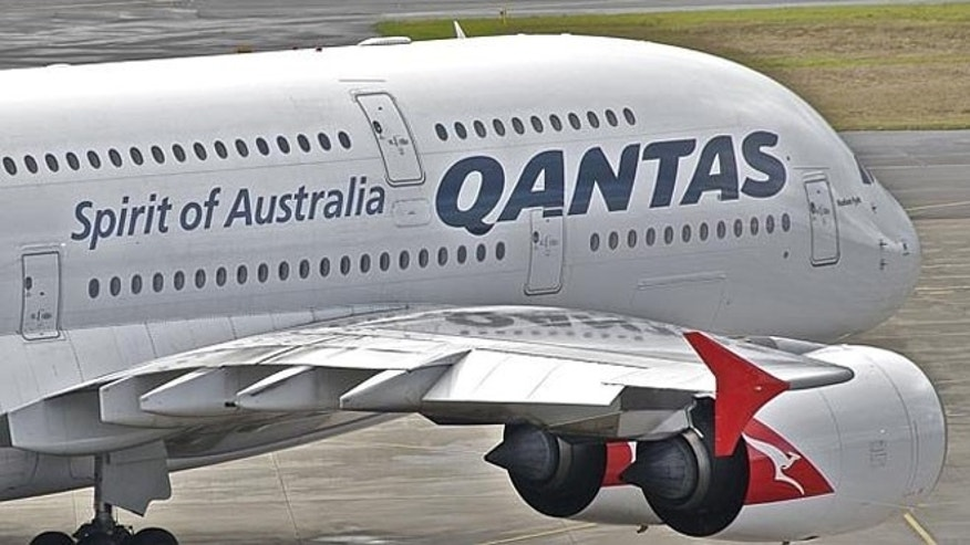 Qantas launches the return service of the 8,578 mile-route six days a week