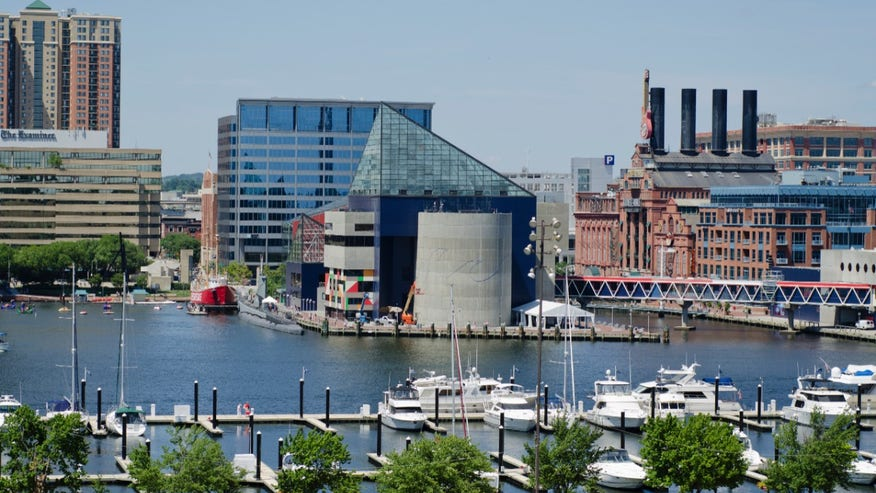 Baltimore, Md.: The National Aquarium