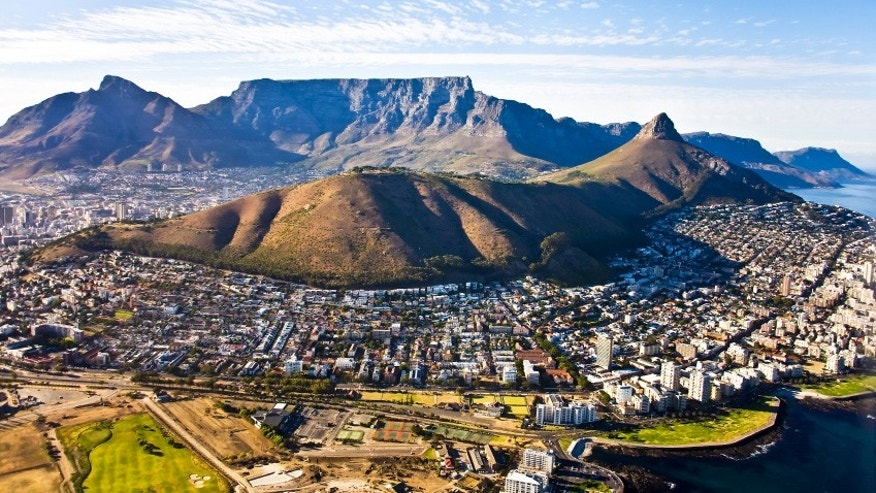 Tour companies worry that media hype may hurt tourism in unaffected areas like Cape Town (pictured).