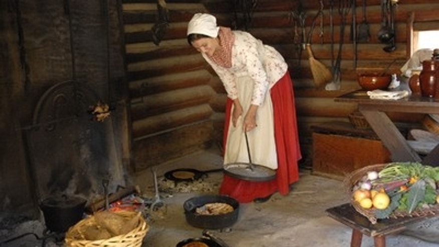 Foods and Feasts of Colonial Virginia, Nov. 27-29, Yorktown Victory Center.