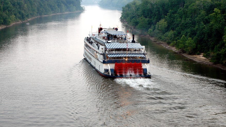 River ship cruise lines #8: American Queen Steamboat Co.