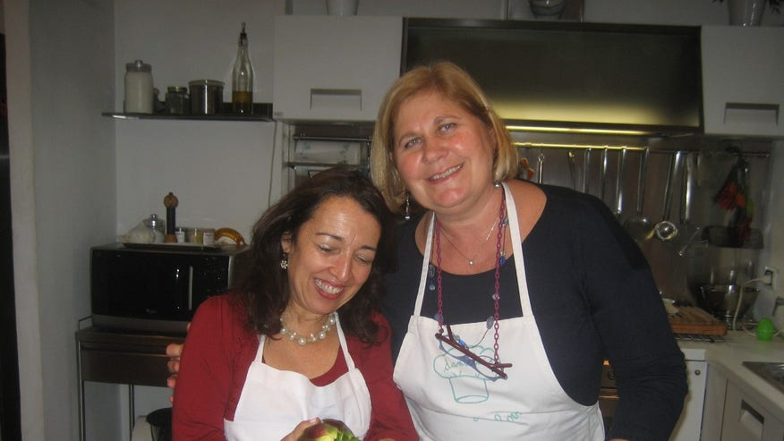 Cooking Class with Daniela del Balzo, Rome