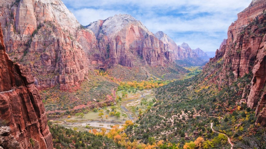 Zion National Park: Utah