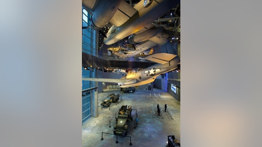 The U.S. Freedom Pavilion: The Boeing Center.