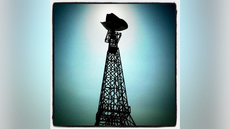 Eiffel Tower, Texas
