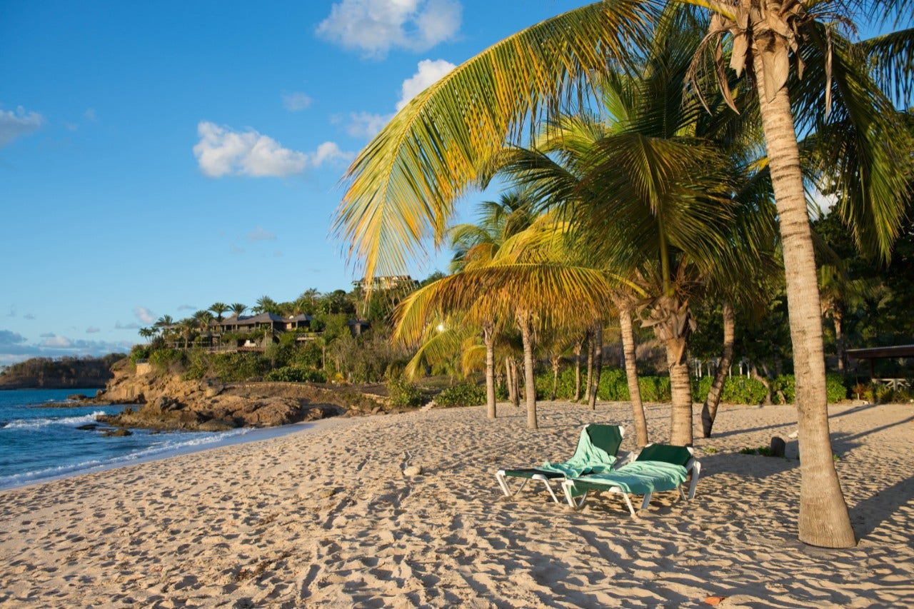 Best all inclusive caribbean resorts according to for Best all inclusive beach