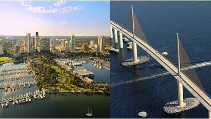 Comparing two of Florida's most stunning cities.