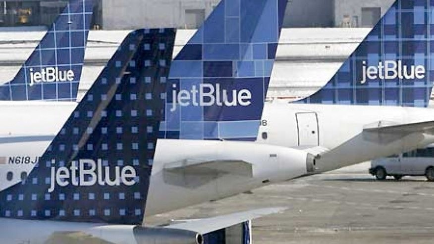 JetBlue announced Wednesday that it will begin charging for checked bags for its lowest priced tickets.