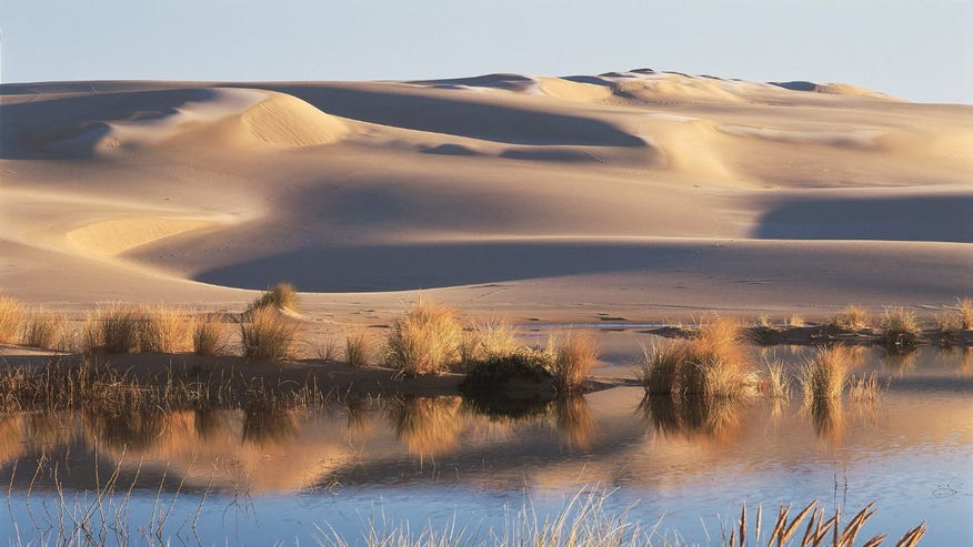 Oregon Dunes: Oregon Dunes National Recreation Area, Oregon