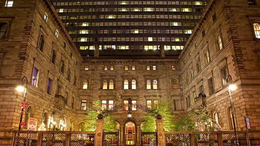 Live large at the Palace Hotel in New York City