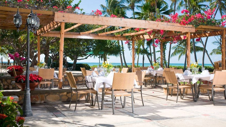 Puerto Rican paradise at the Copamarina Beach Resort & Spa