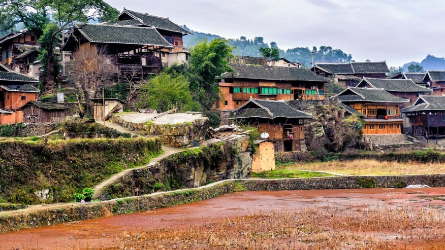 The Minority Villages of Guizhou, China