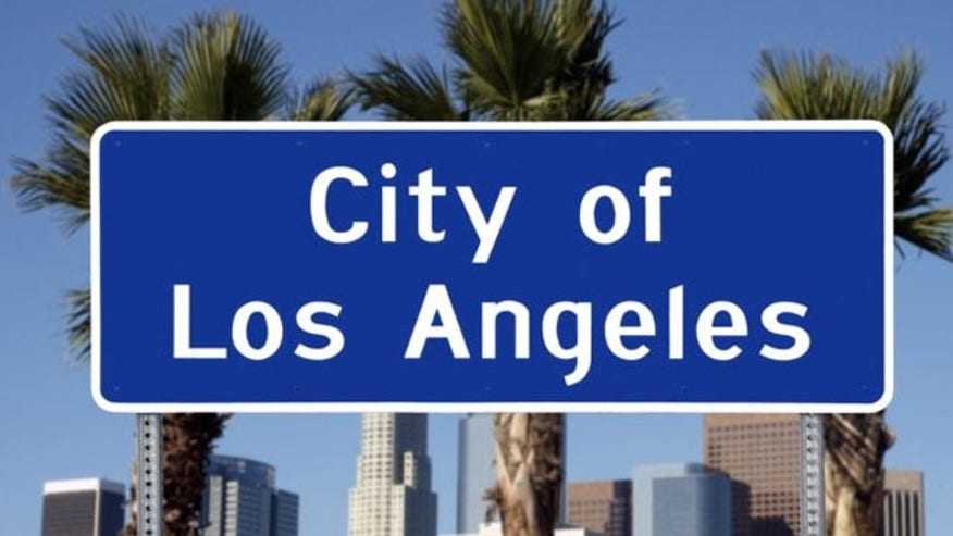 Los Angeles: 'The whole city is a lie'