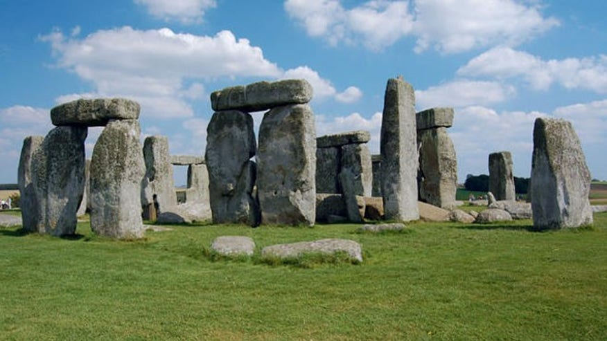 Stonehenge: 'Very anticlimactic'