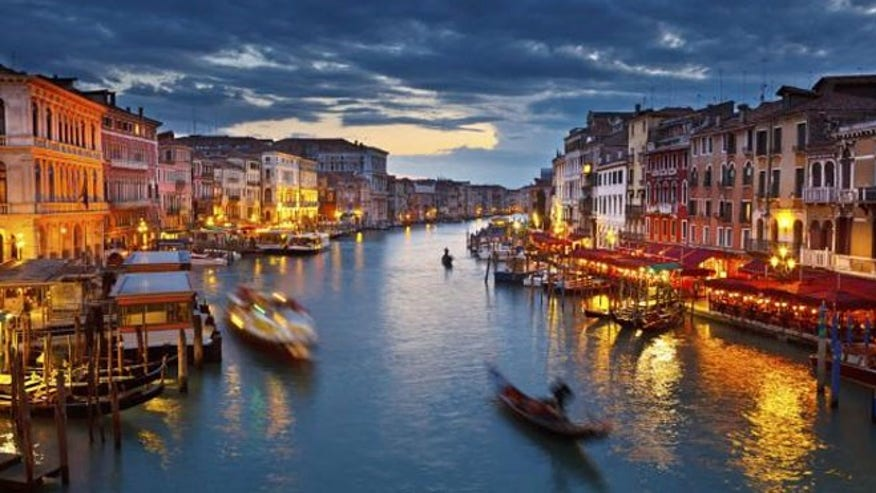 Venice: 'A gigantic tourist trap'
