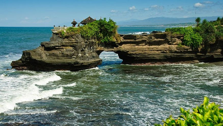 Bali: 'Every beach sucks'