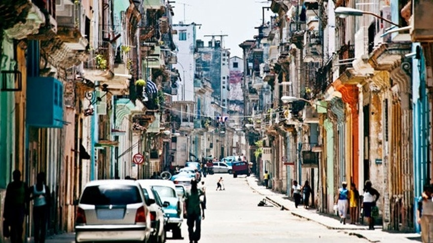 The old, rundown Havana charm is a major tourist draw to Cuba.