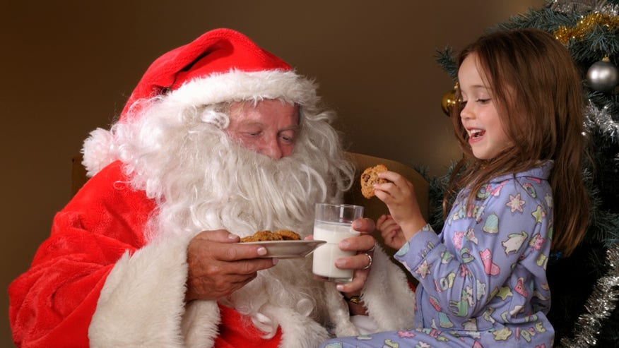 South Africa: Don't eat Santa's cookies
