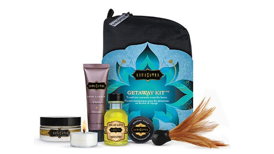 Kama Sutra: The Getaway Kit