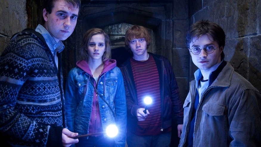 The Harry Potter franchise has generated billions in revenue from movies, books, candy, and theme parks.