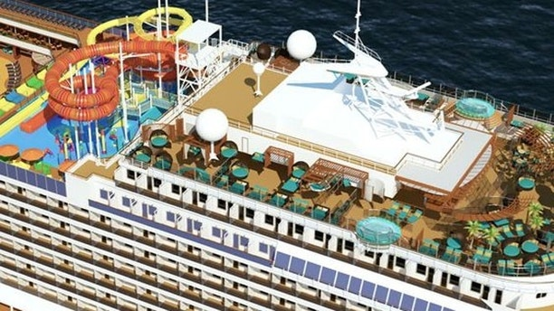 9 Coolest Features Of Carnival Vista Fox News