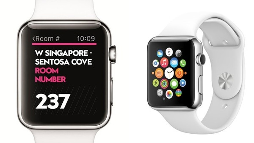 The Apple Watch will have many travel-ready applications.