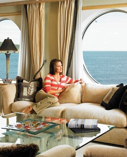 Now you can own a piece of a cruise ship