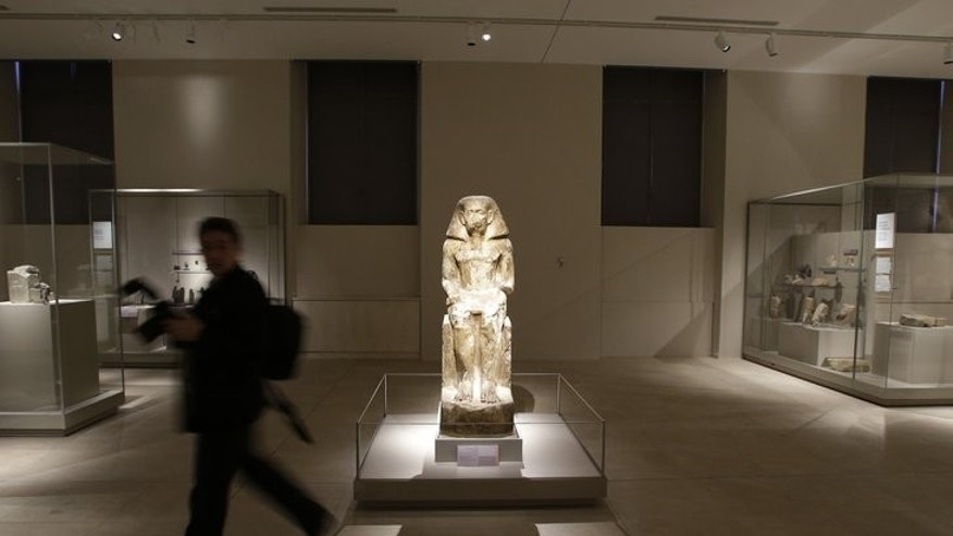 The Egyptian Museum of Turin, Italy, contains the world's second-largest collection of Egyptian artifacts after Cairo.