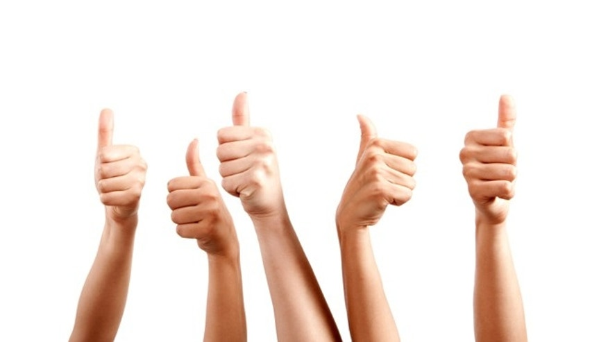 "Thumbs up doesn't mean ""good job"" in every culture."
