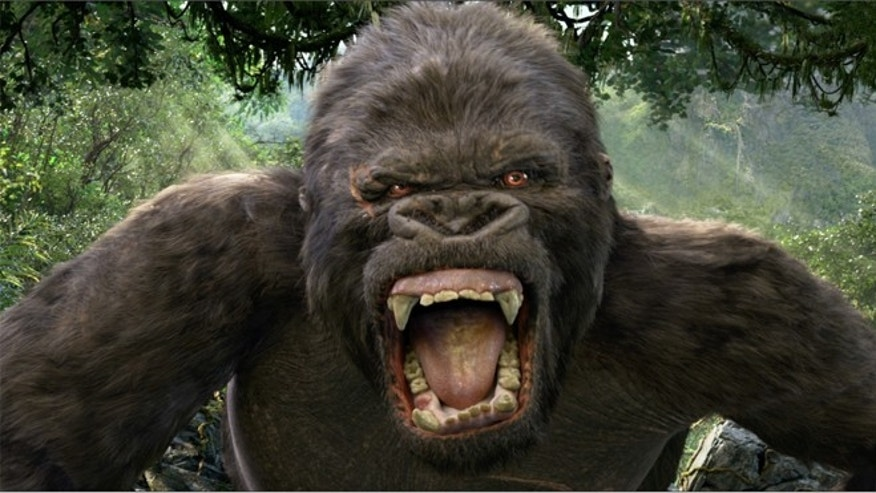 Come face to face with King Kong next summer at Universal's Islands of Adventure.