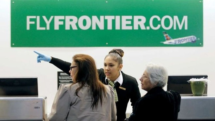 Complaints among U.S. air travelers soared more than 55 percent in March from a year earlier.  Passengers on Frontier Airlines complain 34 times more than passengers on Southwest Airlines, which has the lowest complaint rate.