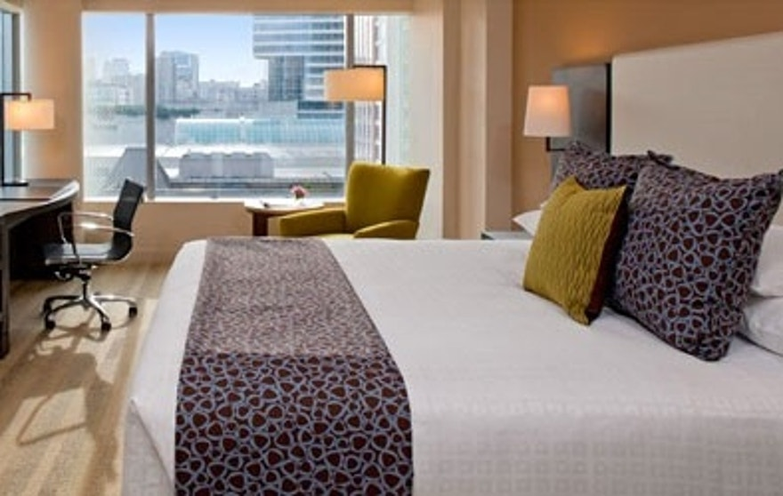 The first LEED-certified hotel in the über eco-conscious city of Seattle