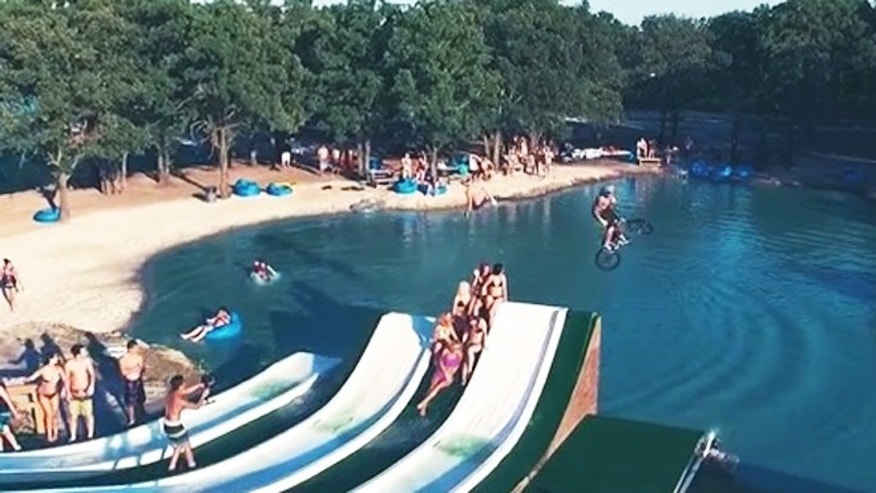 The scariest water slide ever may be in Texas | Fox News