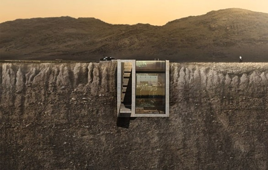 House Nestled In Cliff Face Is Scarily Amazing Fox News