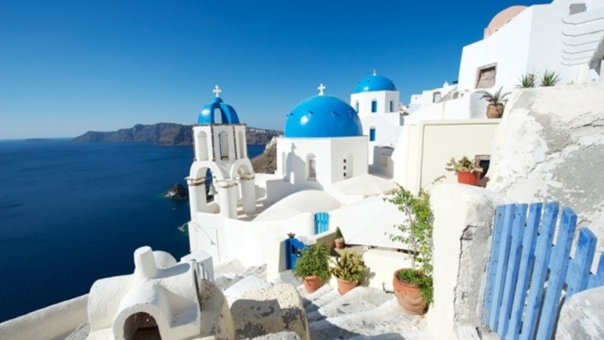 Santorini is still safe, according to travel experts.