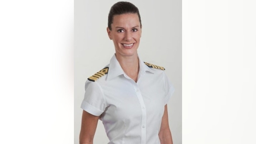 Celebrity Cruises has appointed Kate McCue as the cruise industry's first American female captain.