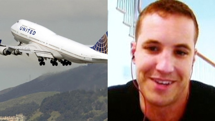 Jordan Wiens was awarded 1 million miles after he submitted  information to United Airlines about a remote-code execution flaw in the airline's website.