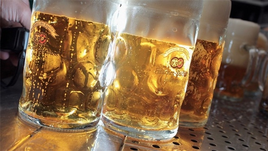 Krakow, Poland has an overall average price of about $1.66 per beer.