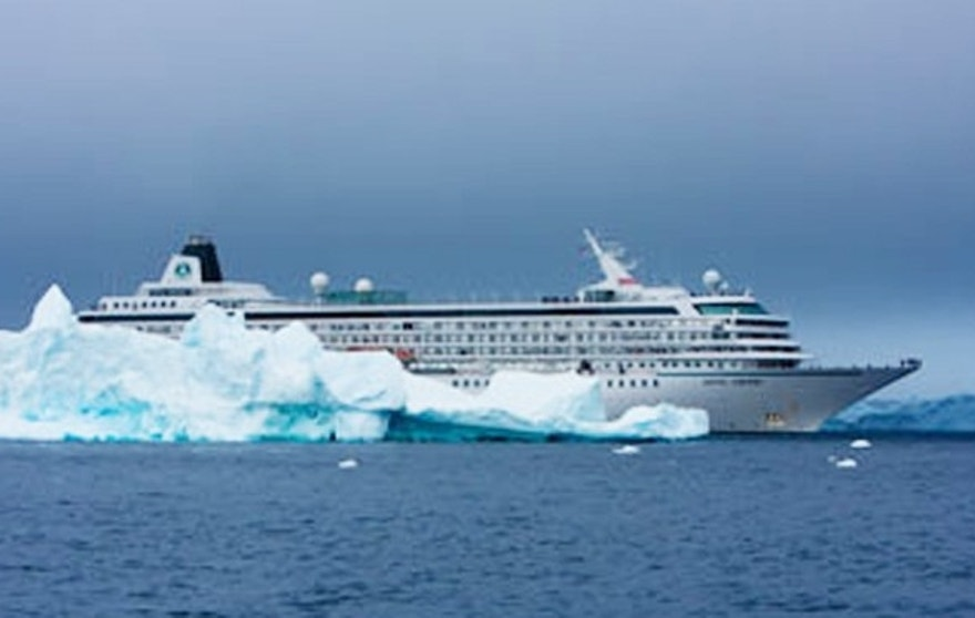 The new fleet of cruising vessels will be especially equipped to handle icy conditions.