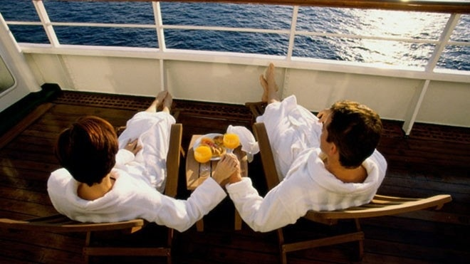 Luxury defines the next generation of cruise ship