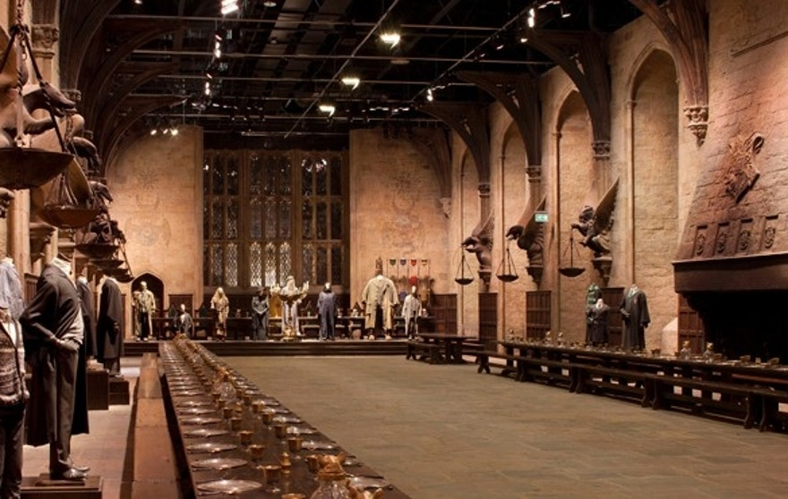 The Great Hall, Hogwarts.