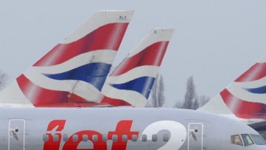 Jet2 banned for life for inappropriately touching members of the crew and for using foul language during a flight.
