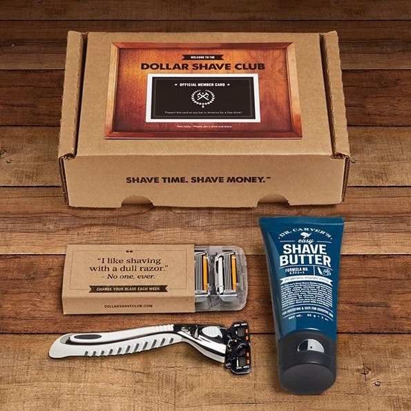 Image result for dollar shave club